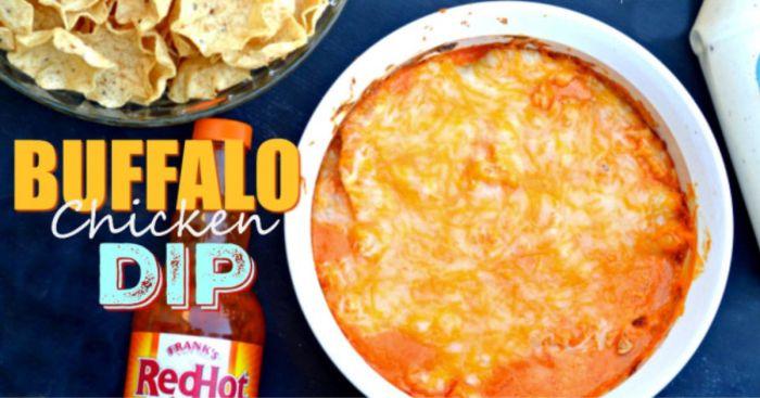 Buffalo Chicken Dip Recipe Hip2Save.com