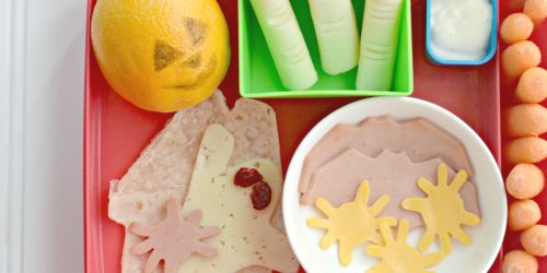 Spooky Halloween Lunch Ideas for Kids