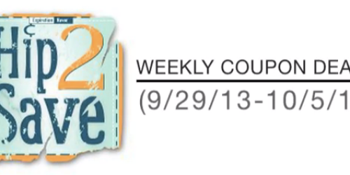 New Video: Weekly Coupon Deals (9/29/13-10/5/13)