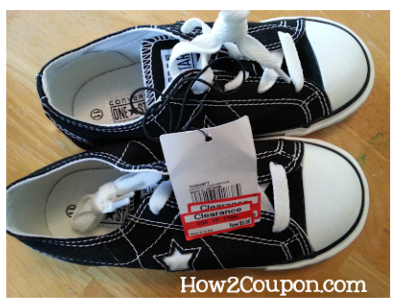 Target: Kids Converse Sneakers Only $0.98?! Hip2Save