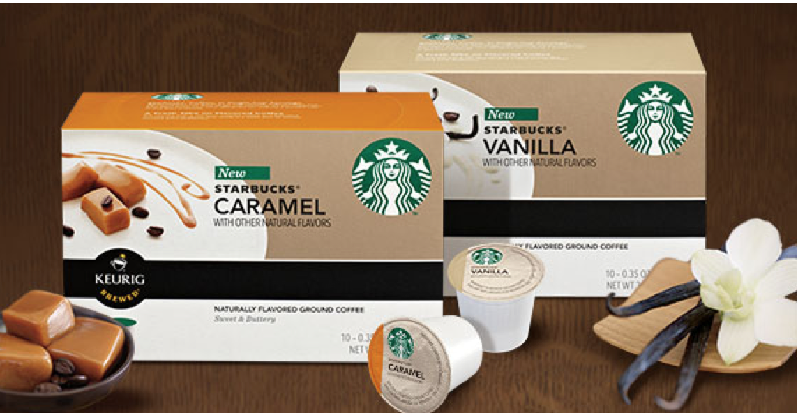 Printing Free Sample Of Starbucks Caramel Vanilla K Cups