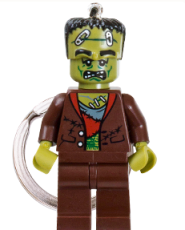 Lego Store Halloween