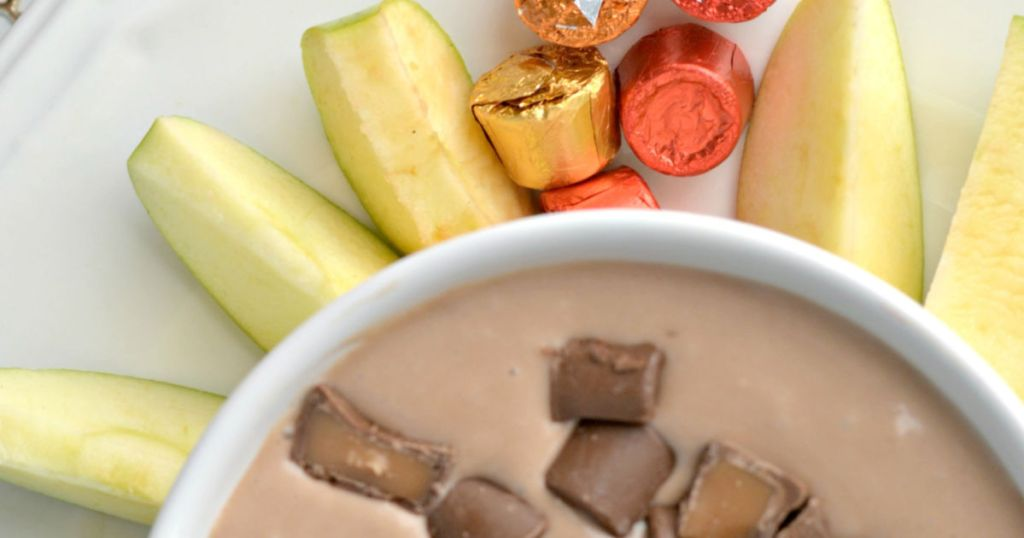 Rolo Candy Dip