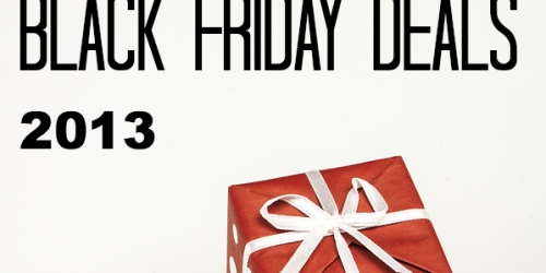 Big Lots: 2013 Black Friday Deals
