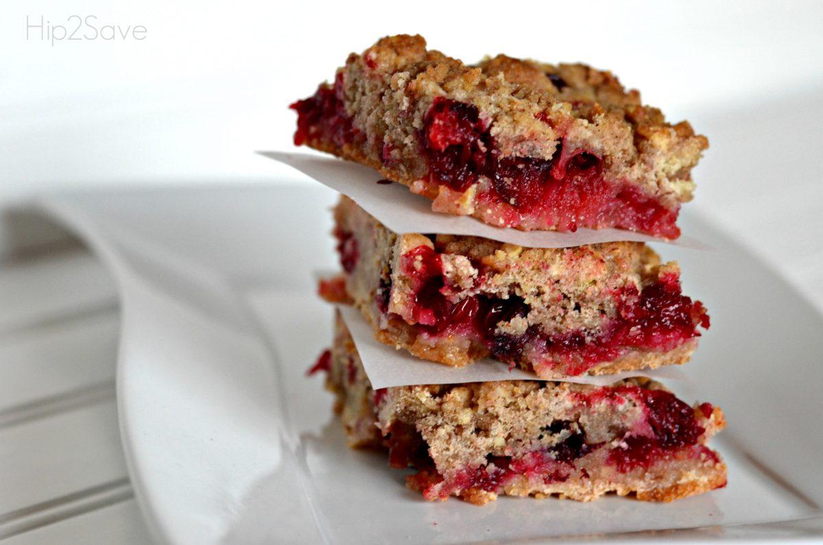 Cranberry treats Hip2Save