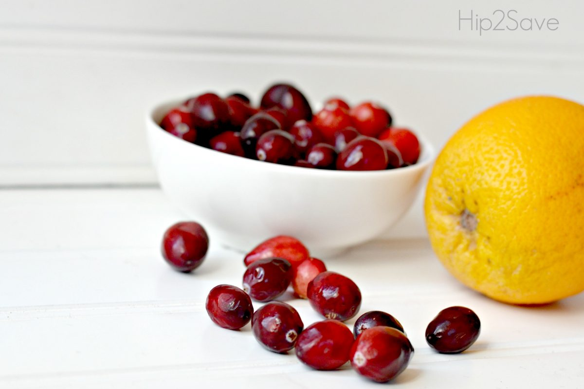Cranberry and orange dessert Hip2Save
