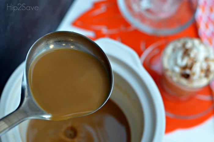 Crock Pot Pumpkin Spice Lattes Hip2Save