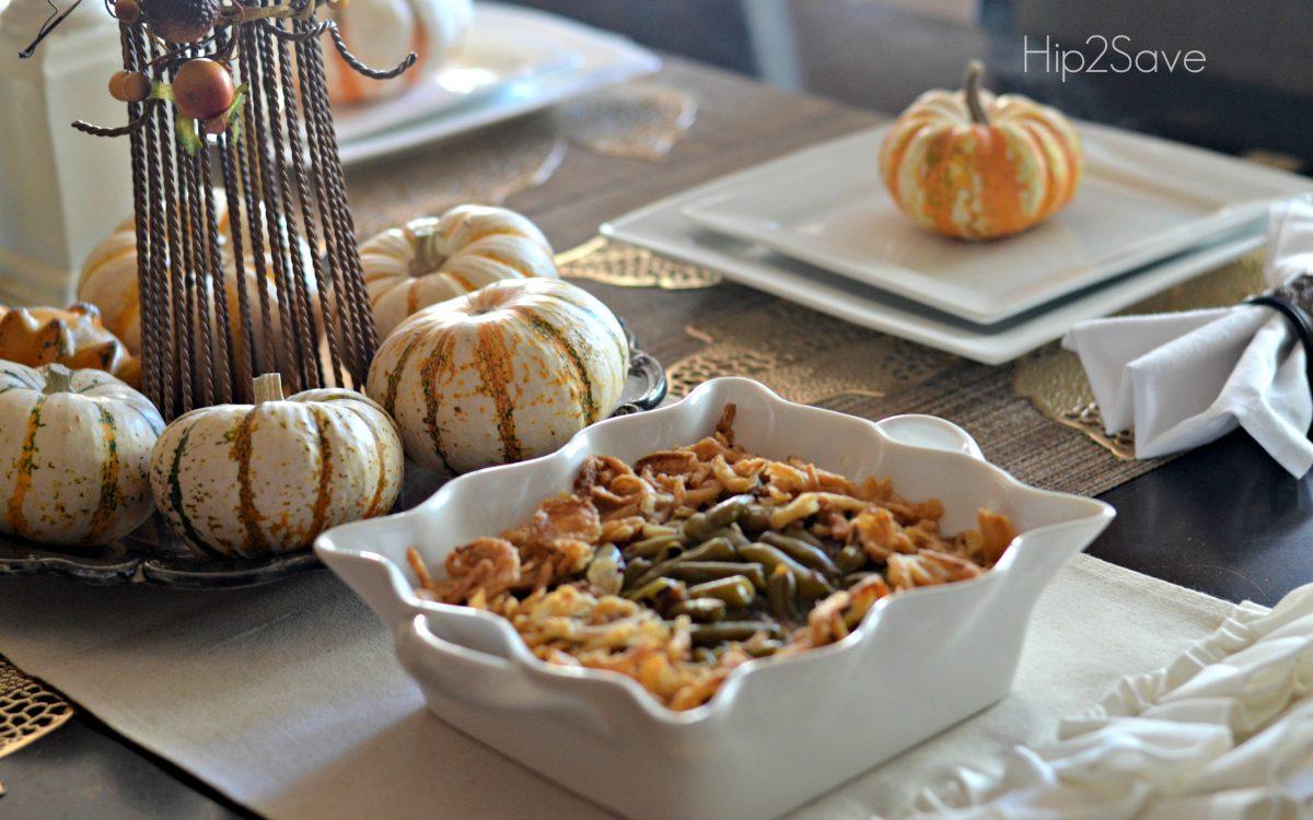 Green Bean Thanksgiving Recipe