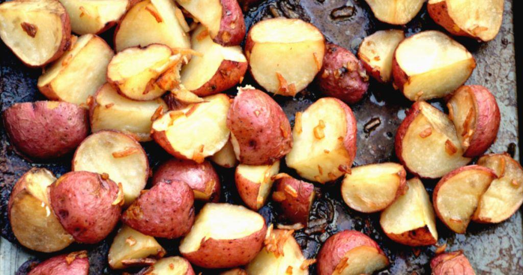 onion potato side dish recipe
