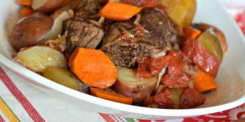 5-Ingredients (or Less) Slow Cooker Meal Ideas