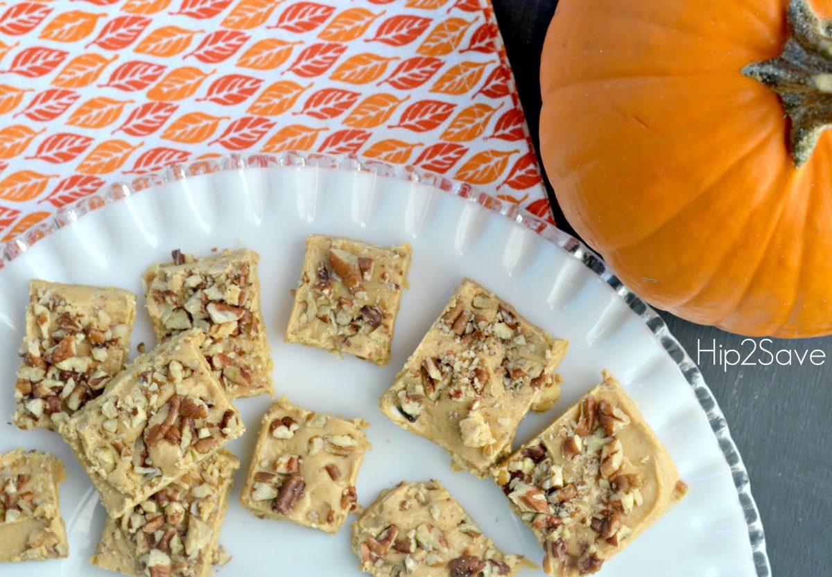 Pumpkin Fudge