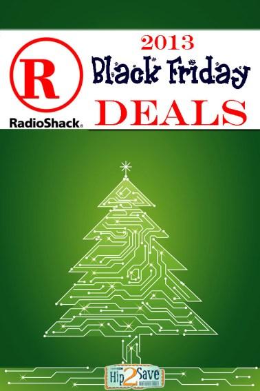 Radioshack Black Friday Deals Hip2Save