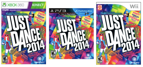 Gamestop: *HOT* Just Dance 2014 (XBox 360, Wii, Playstation