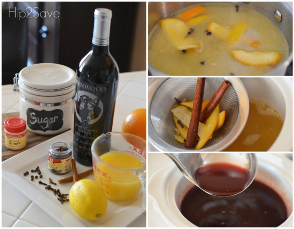 How to make spiced wine Hip2Save