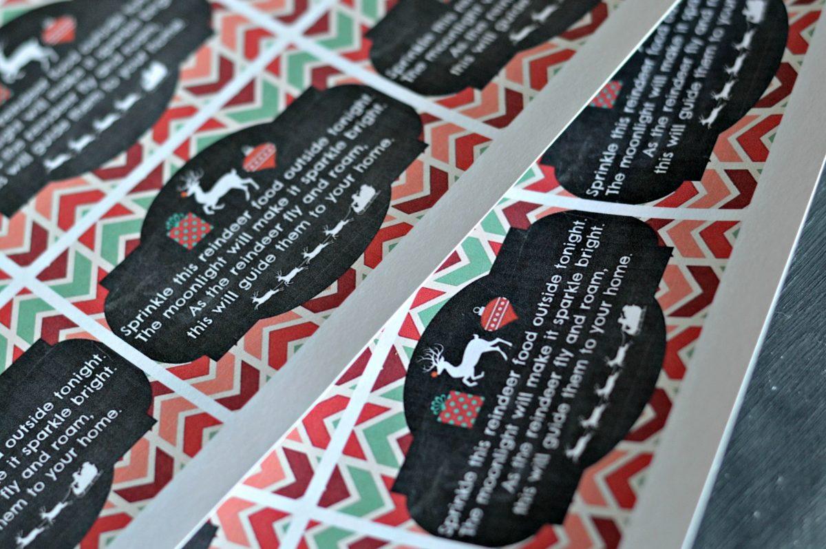 Reindeer Food Poem Hip2Save