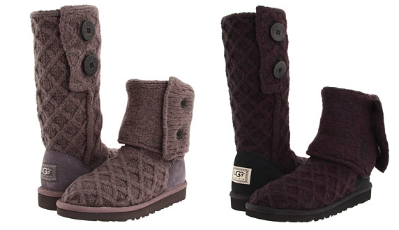 6pmcom Extra 15 Off Free Shipping Ugg Lattice Cardy Boots