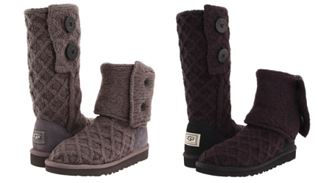 df6089b057a 6PM.com: Extra 15% Off + FREE Shipping = UGG Lattice Cardy Boots ...