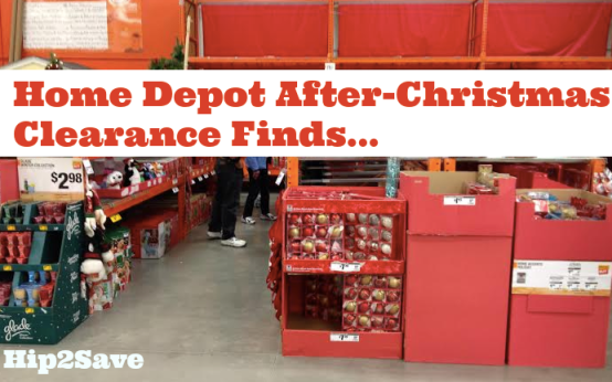 Home Depot 75% Off Christmas Clearance: Save on Lights ...