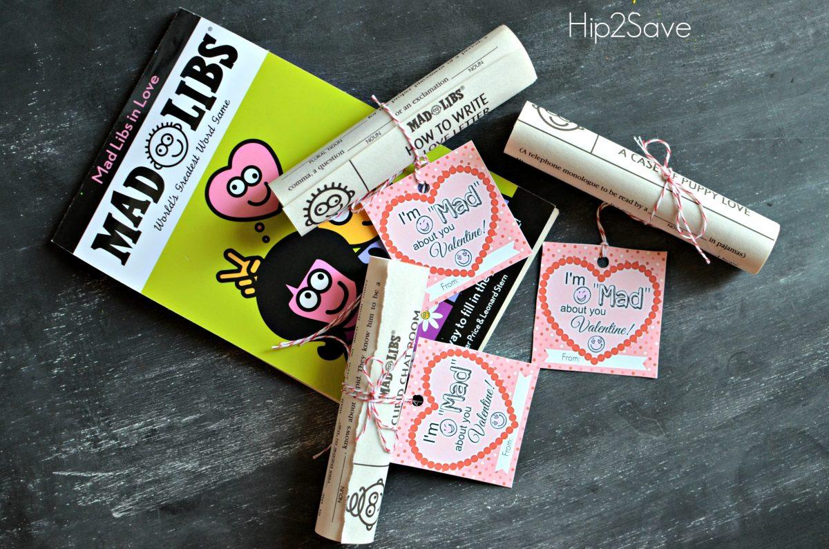Hip2Save Non Candy Valentine Idea
