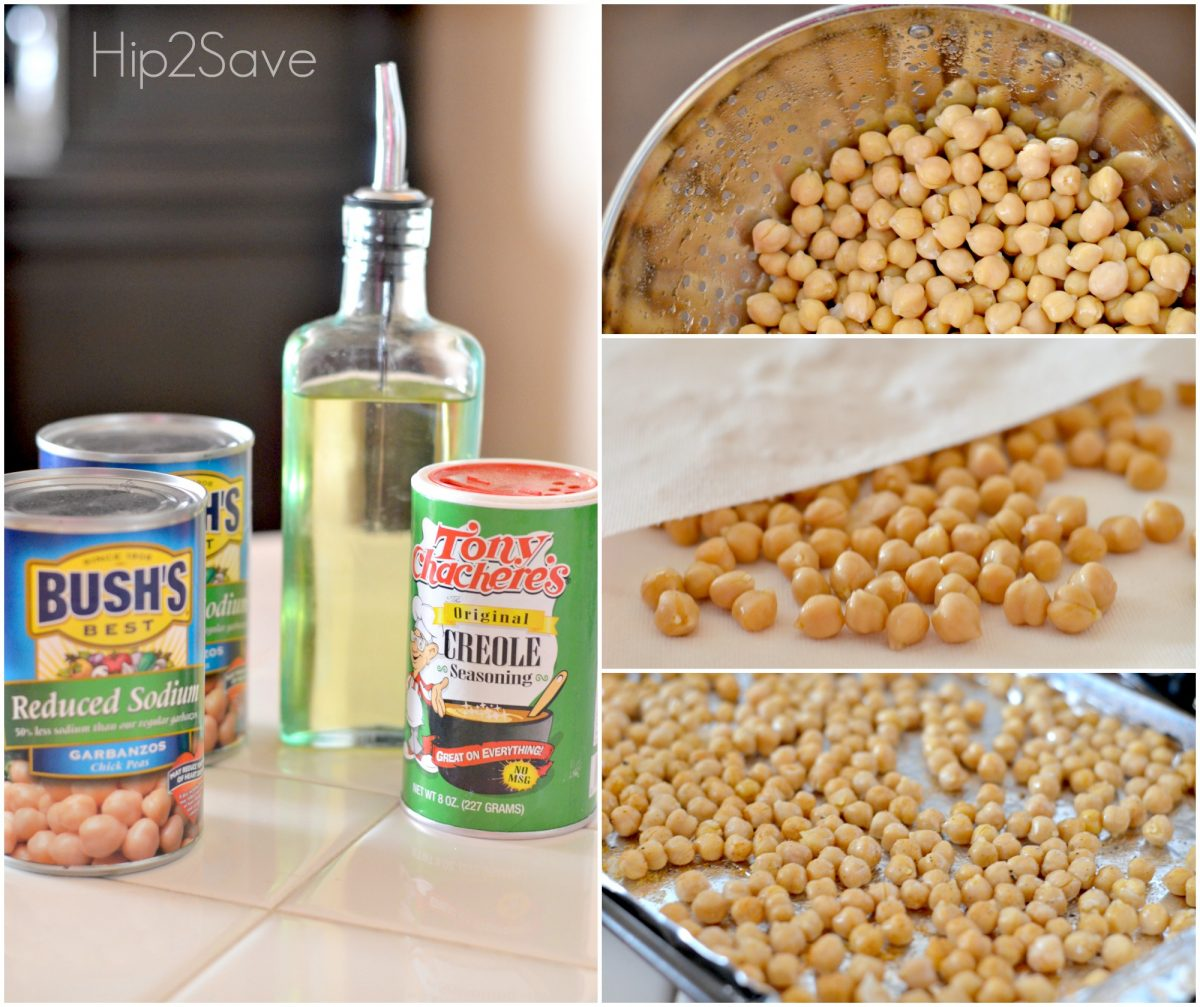 How to roast chickpeas Hip2Save