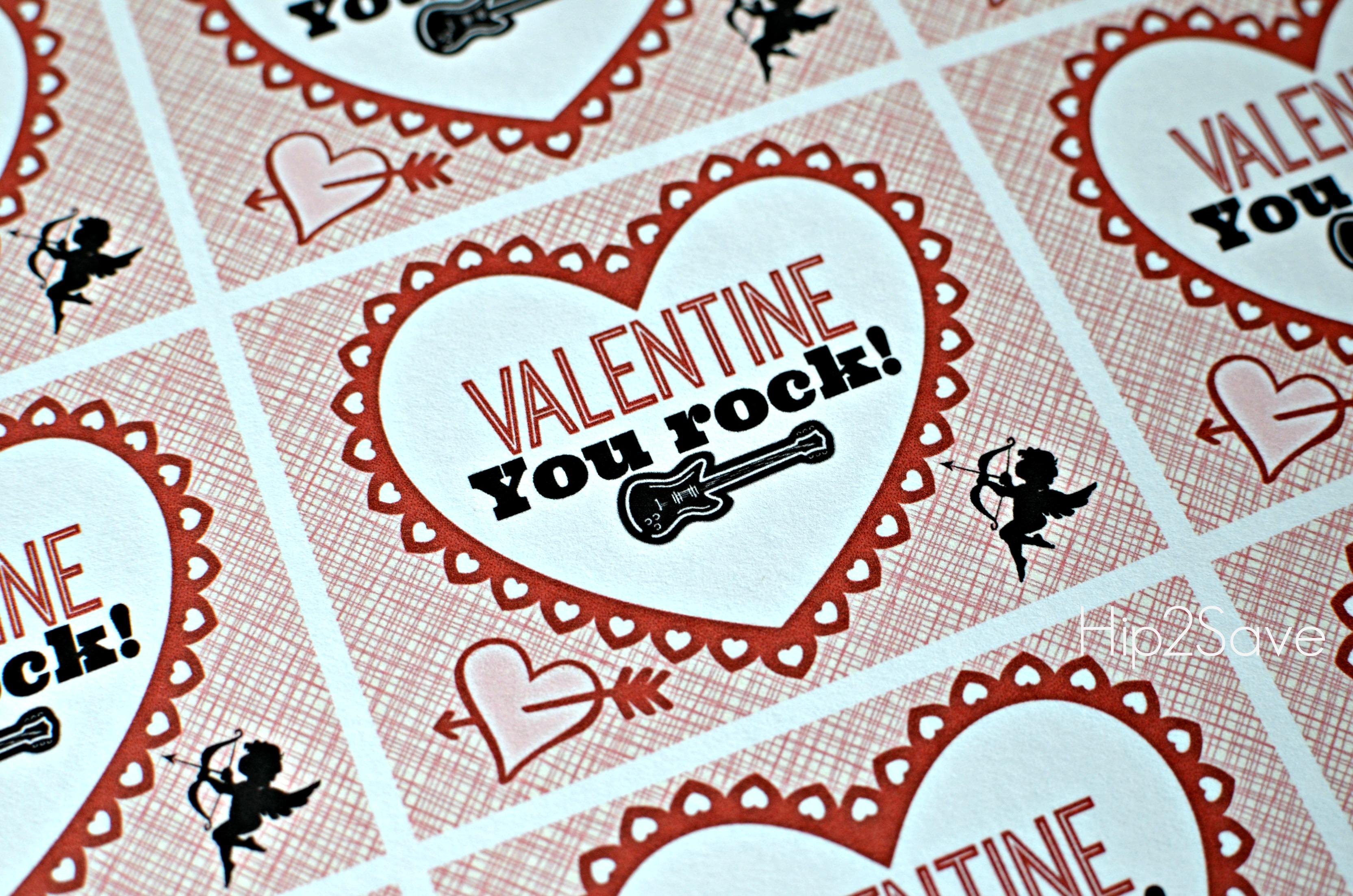 photograph regarding Pop Rocks Valentines Printable named Pop Rocks Valentines Working day Playing cards (+ Free of charge Printables) - Straightforward