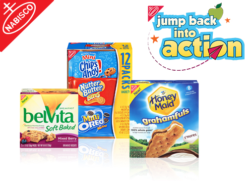 picture regarding Nabisco Printable Coupons named Clean $1/2 Choose Nabisco Solutions Printable Coupon (1st