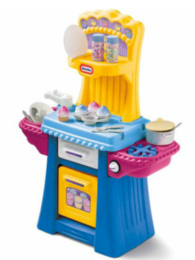 Walmart Com Highly Rated Little Tikes Cupcake Kitchen