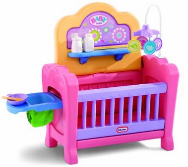 Walmart Com Little Tikes 4 In 1 Baby Born Nursery Play