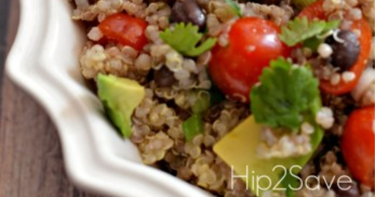 zesty cilantro lime recipe