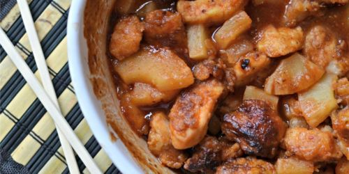 Sweet & Sour Chicken Recipe