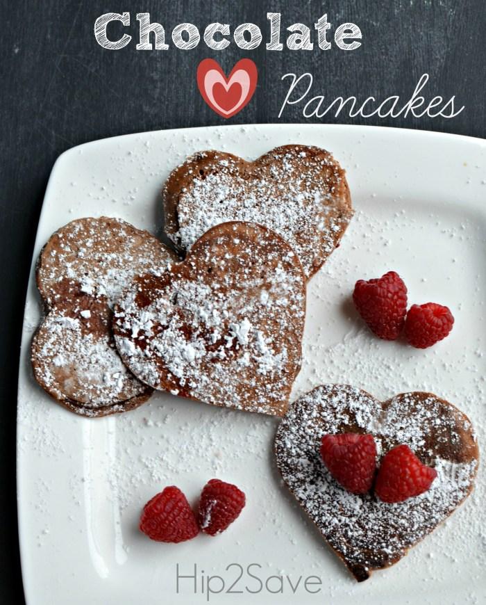Chocolate Pancakes Recipe Hip2Save