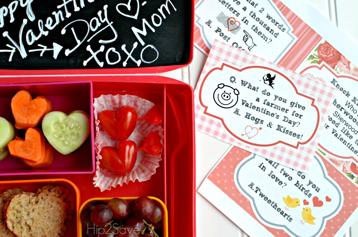 Free Printable Lunch Box Jokes Hip2Save