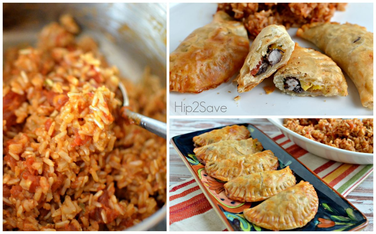 Black Bean Baked Empanadas | Sweet And Savory Empanada Recipes