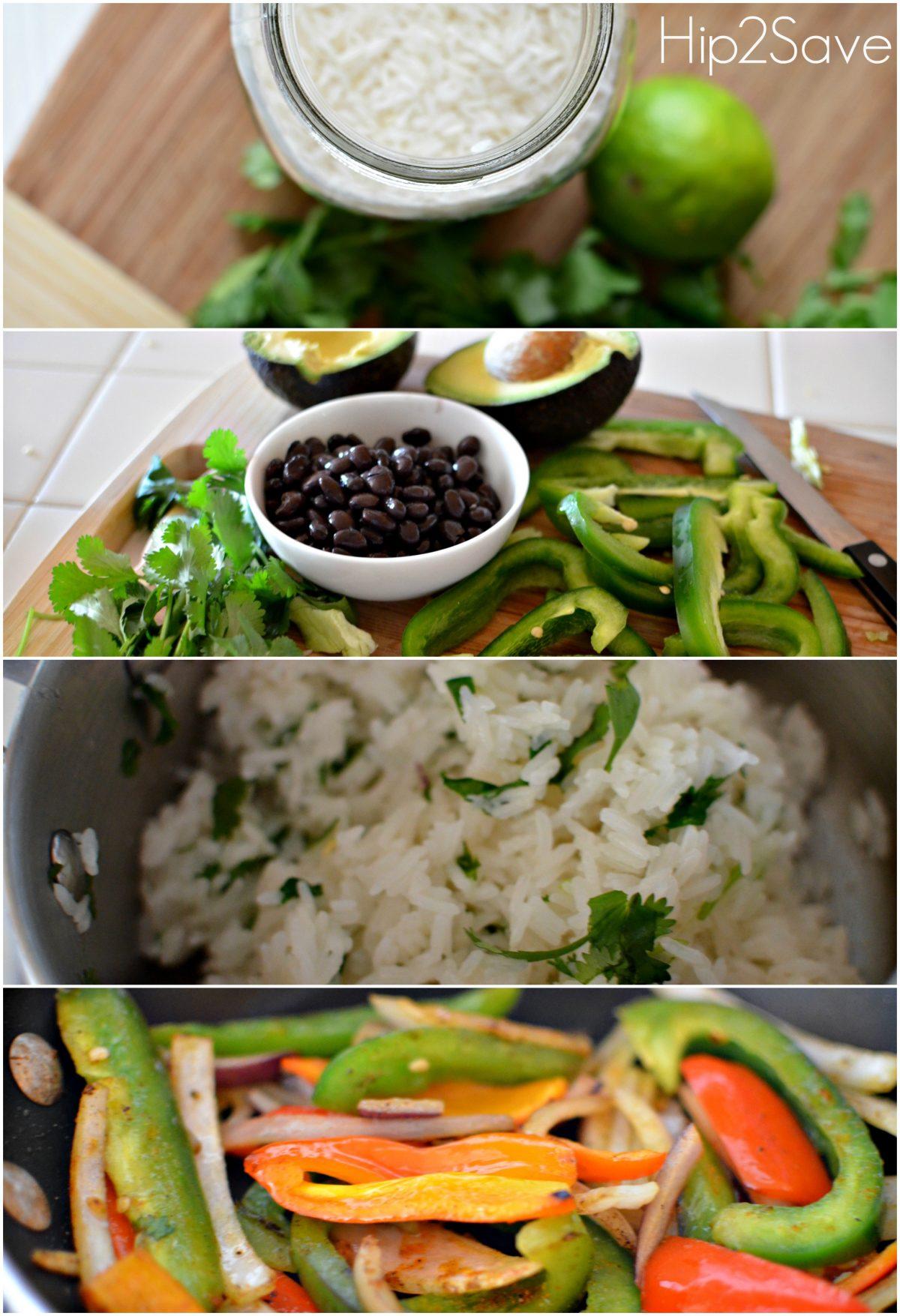 How to make a chipotle burrito bowl