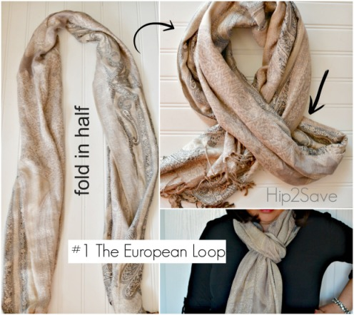 The european loop Hip2Save