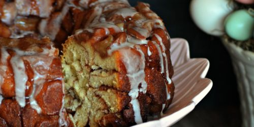 Cinnamon Apple Monkey Bread (Easy 5-Ingredient Recipe)