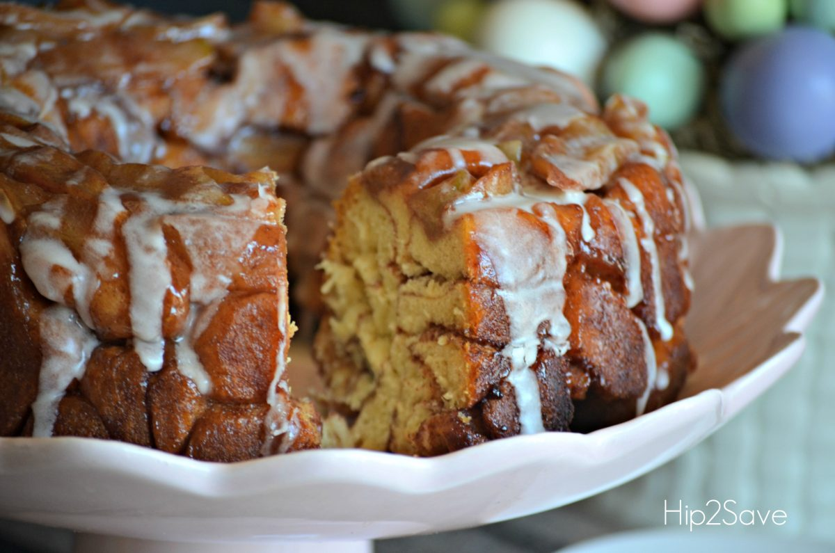 Easy Monkey Bread Hip2Save