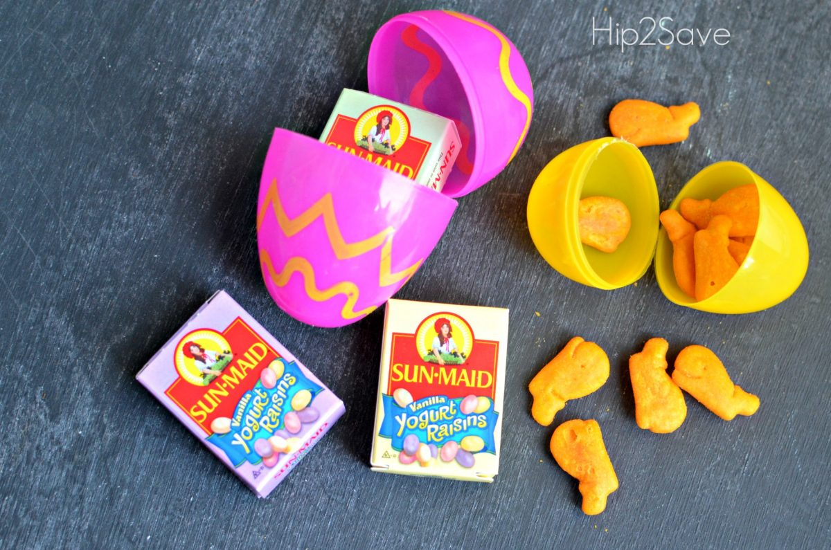 healthy snacks for easter eggs Hip2Save