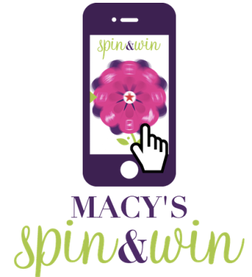 Macy's Spin & Win: Enter to Win a Macy's Gift Card (Over 6,000