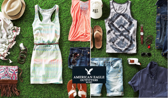 834b6ee440b51 American Eagle: Extra 25% Off Men's & Women's New Arrivals + FREE ...