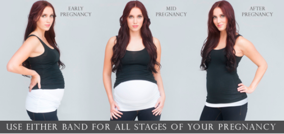 3ddb656311b5b Calling all you Pregnant Hip2Savers or those of you who know someone who is  expecting! How would you like to find a way to stay in your non-maternity  pants ...