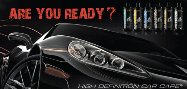 Giveaway: 4 Readers Each Win HD Car Care Prize Packages (Easily Keep Vehicles Looking Perfect!)