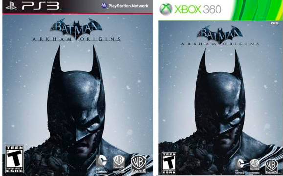 Best Buy: Batman Arkham Origins XBox 360 or PS3 Game Only
