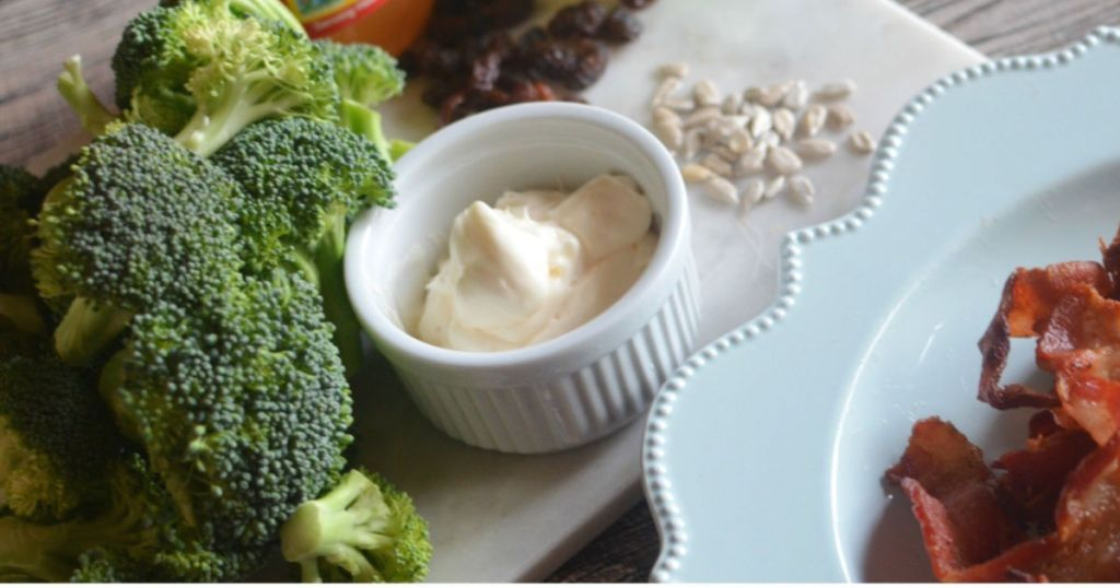 bacon broccoli salad recipe