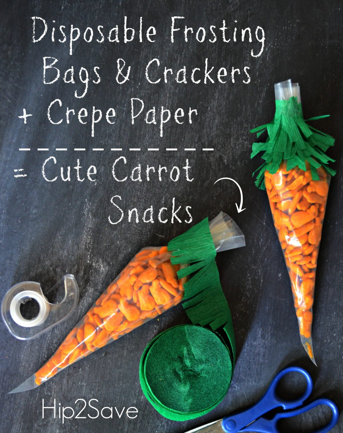 Carrot Shaped Snacks Hip2Save
