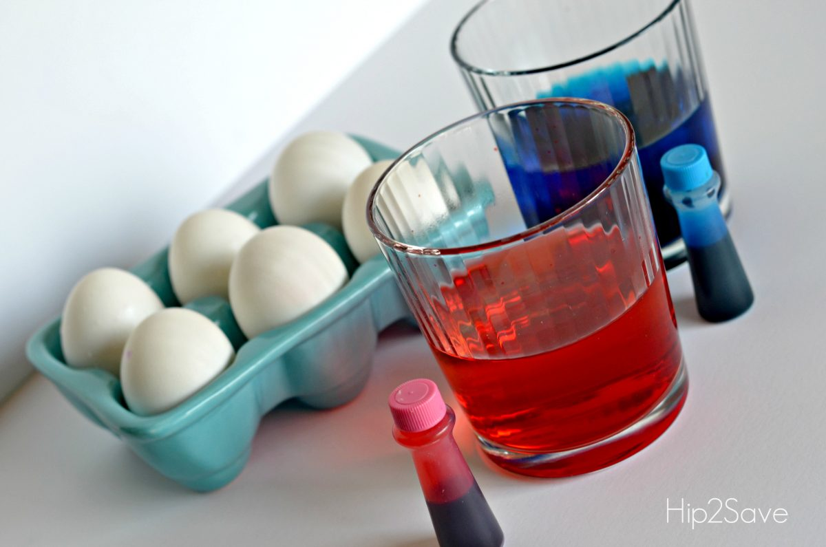 Easter Egg Dying Recipe Hip2Save