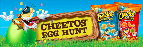 Cheetos Egg Hunt Sweepstakes: 10 New Codes - Hip2Save