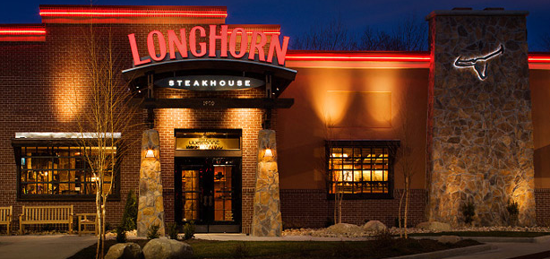 longhorn steakhouse sweepstakes
