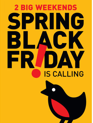lowe 39 s spring black friday sale starts tomorrow great deal on mulch 10 off 50 valid. Black Bedroom Furniture Sets. Home Design Ideas