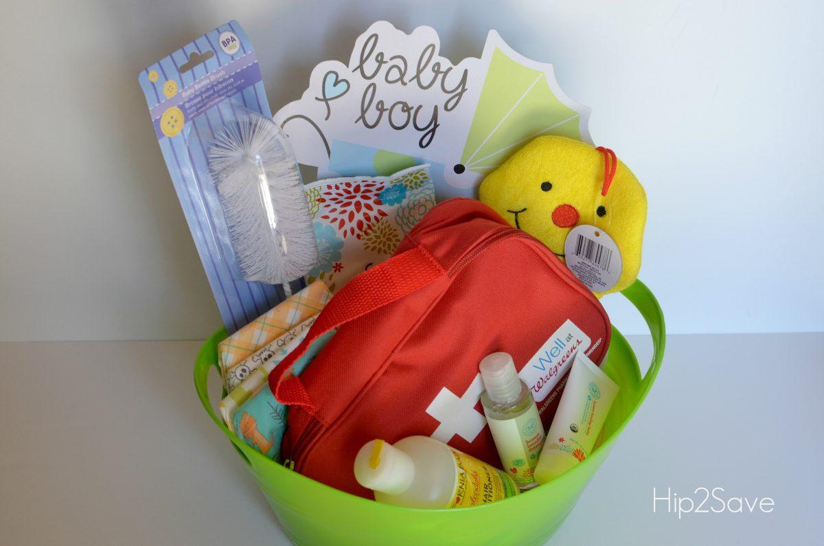 Baby Gift Basket Hip2Save